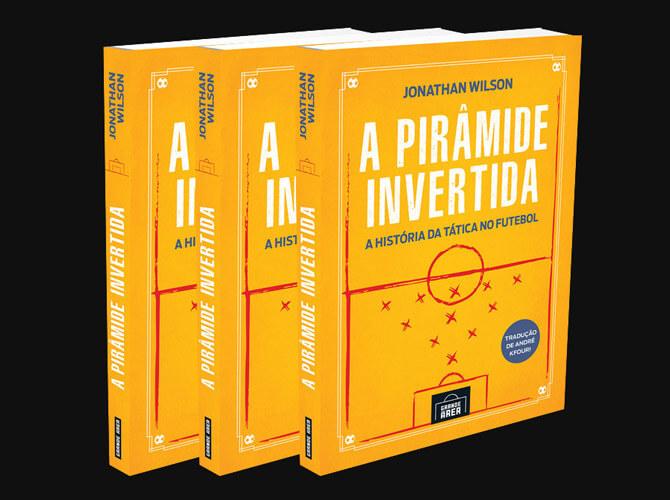 Livro A Pirâmide Invertida